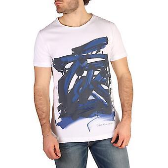 Calvin klein hommes's t-shirts - j30j304567