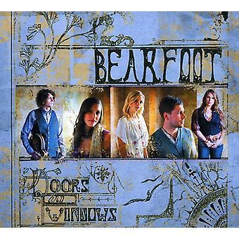 Bearfoot - Doors & Windows [CD] USA import