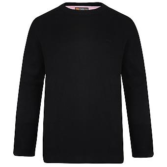 KAM Jeanswear Crew Neck Knitted Jumper
