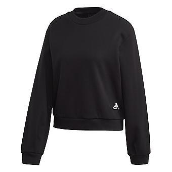 Adidas W ST Crew FL4911 Universal Herren Sweatshirts