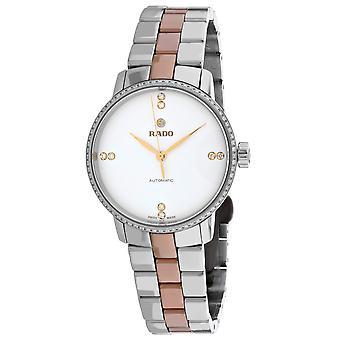 Rado Women's Coupole White Dial Watch - R22875722