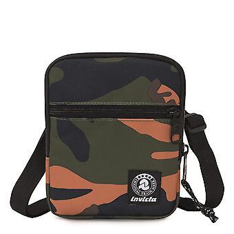 Fleck skulderrem - Invicta - Camouflage - Eco Materiale