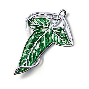 Elven Leaf Brooch from Lord Of The Rings Fellowship of the Ring