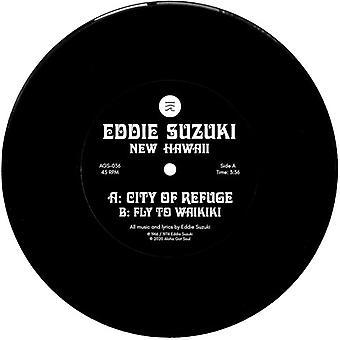 Suzuki,Eddie - City Of Refuge (Clear Vinyl) [Vinyl] USA import