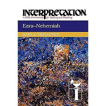 Ezra-Nehemja - Tolkning av A. Throntveit - 9780664238643 B