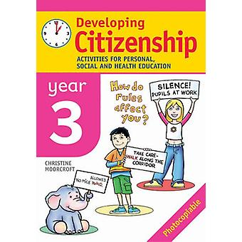 Developing Citizenship - Year 3 - Activities for Personal - Social and