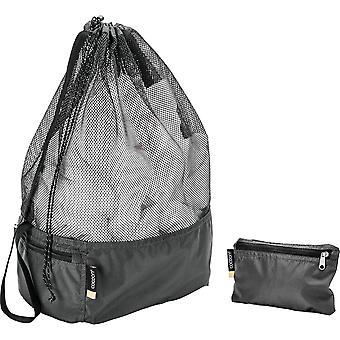 Cocoon Beach Bag / Laundry Bag Traveler (Beluga Grey)