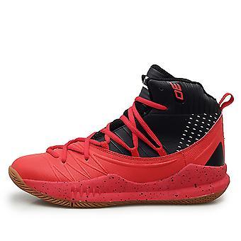 Men Slip On Basketball Shoes 2106 Red