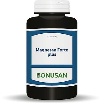 Bonusan Magnesan Forte Plus 60 Comprimés
