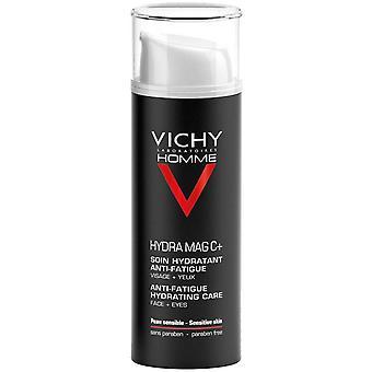 Vichy Homme Hydra Mag C + Anti-Fatigue 2-In-1 Moisturiser 50 ml