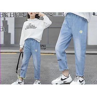 Children's Clothing Elastic Waist Casual Jeans ( Set 1)