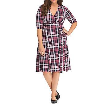 קיונה | שמלת עטיפה חיונית