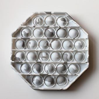 現代風のプッシュポップシリコンバブル自閉症抗ストレス感覚そわそわおもちゃ