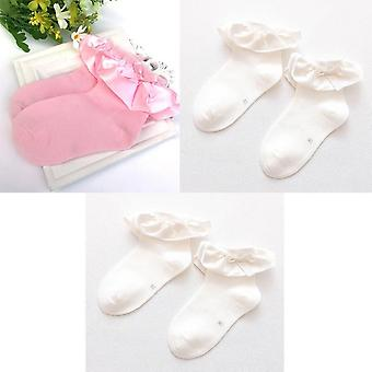 Fish Ruffle Frilly Ankle Short Sock