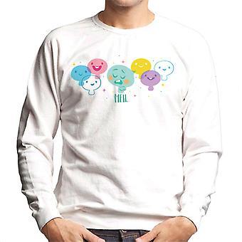 Pixar Soul 22 Meh Men's Sweatshirt