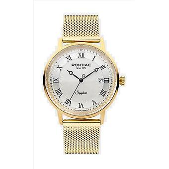 PONTIAC Wristwatch Masculino LOUIS P20102