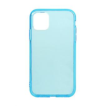 Phone Case (Blue) Clear ShockProof Soft TPU Silicone For iPhone X MAX