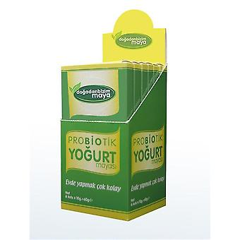 Probiotic Yogurt Yeast Healthy Production