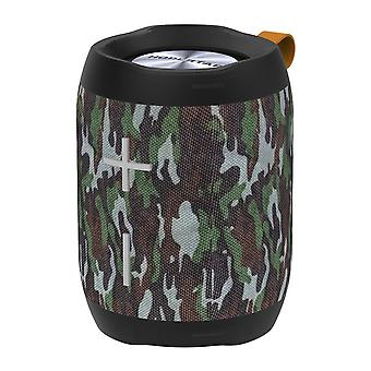 Hopestar P13 IPX6 Submersible Wireless Speaker Camouflage