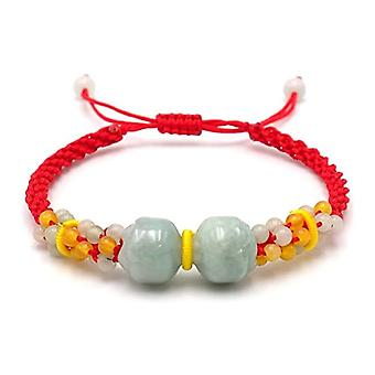 Benava, Tibetan bracelet with Amazonian Lotus pearl Yoga turquoise and without, color: Color: red, cod. 100082