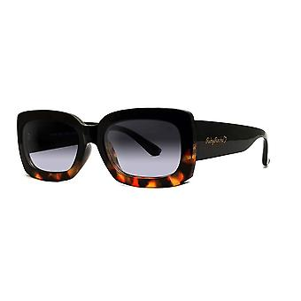 Ruby rocks laura abby sunglasses in black & tort
