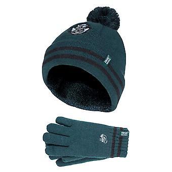 Kinderen harry potter winterhoed & handschoenen set