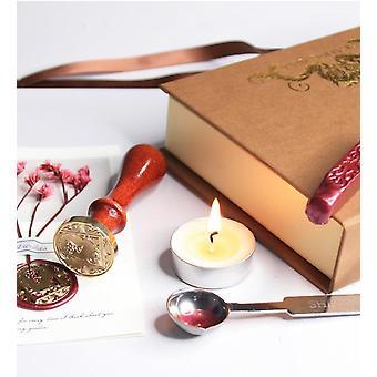 Cho Ku Rei Reiki Healing Wax Seal Stamp /spiritual Wax Seal Stamp Kit