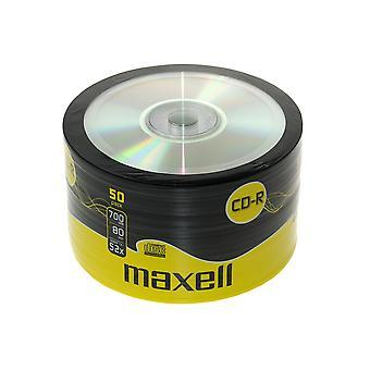 Maxell CDR 50 balenie zmršťovacie zábal