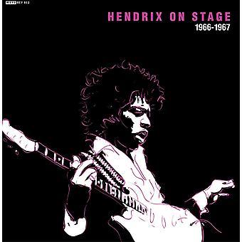 Jimi Hendrix – Hendrix på scenen 1966-1967 Vinyl