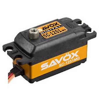 Savox Digital Lav profil Servo 9.0Kg@6V