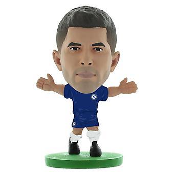 Chelsea FC Christian Pulisic SoccerStarz Figurilla de fútbol