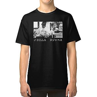 Dilla x Nujabes T shirt j dilla nujabes rest in beats