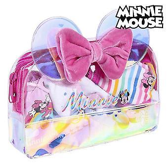 Paczka dziewczyn Knickers Minnie Mouse Pink (6 szt.)