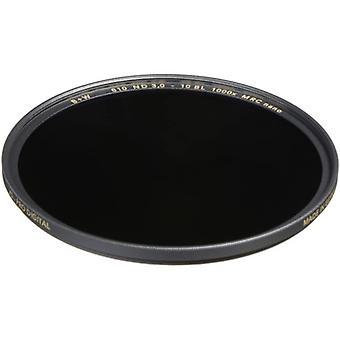 1089250 Graufilter ND1000 72mm, MRC Nano, XS-Pro, 16x vergütet, Slim, Premium matt-schwarz