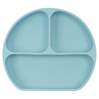 Plaque Safta Bear Silicone Ventouse Bleu Clair (20,5 x 2,5 x 18 cm)