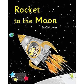 Rocket to the Moon: Phonics Phase 3 (Reading Stars Phonics)