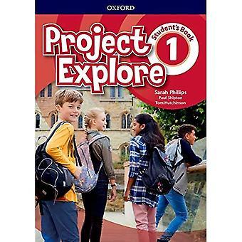 Project Explore: Level 1: Studentenboek (Project Explore)