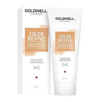 Goldwell Dualsenses Colore Revive Conditioner Biondo Caldo Scuro 200ml