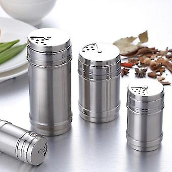 Storage tanks nordic style eco friendly stainless steel spice jar containers s