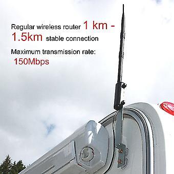 Outdoor Wifi Rocket High Power 15dbi Aerial Wireless-n Usb 2.0 Adapter