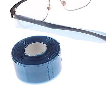 أغطية بلاستيكية قابلة للتخلص من النظارات إطار الساقين
