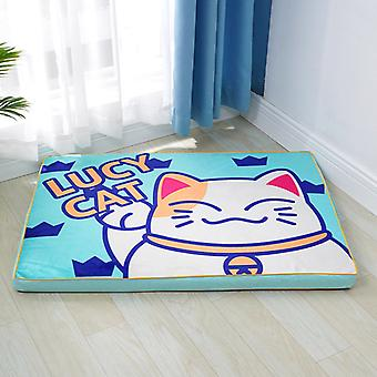 Koiran sänky matto söpö pestävä peite tyyny Pet Pad Sohva Turvaistuin Lattia