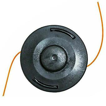 Petrol Trimmer Head Replace Strimmer Bump Feed Line Spool Cutter Grass