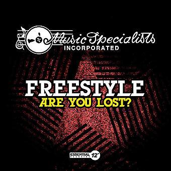 Freestyle - sind Sie Lost USA importieren
