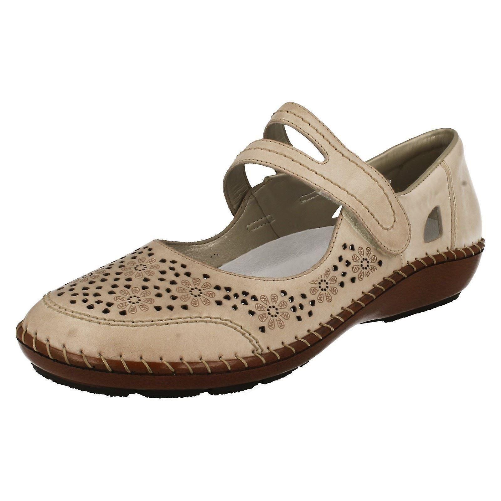 Ladies Rieker Antistress Shoes 44875 ssOyl