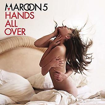 Maroon 5 - importation USA Hands All Over [Vinyl]