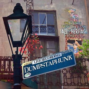 Ivan Neville's Dumpstaphunk - Live at Jazzfest 2013 [CD] USA import