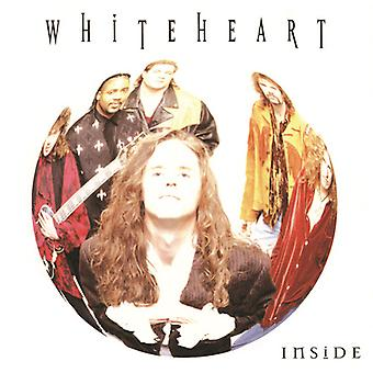 Whiteheart - Inside [CD] USA import