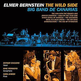 Elmer Bernstein - importation USA Wild Side [CD]
