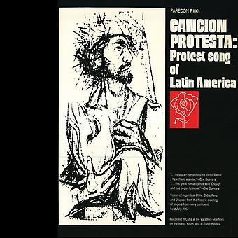 Cancion Protesta: Protest Songs of Latin America - Cancion Protesta: Protest Songs of Latin America [CD] USA import
